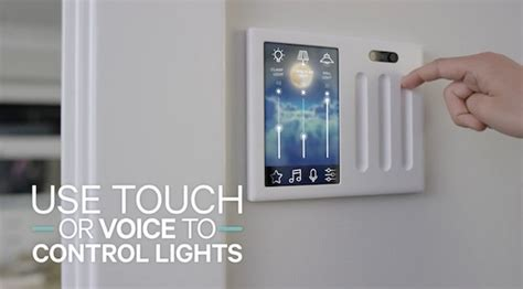 smart home light control 39 brilliant 39 aims to replace your home 39 s light switches