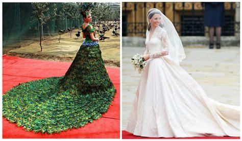 los  vestidos de novia mas caros de la historia nupcias