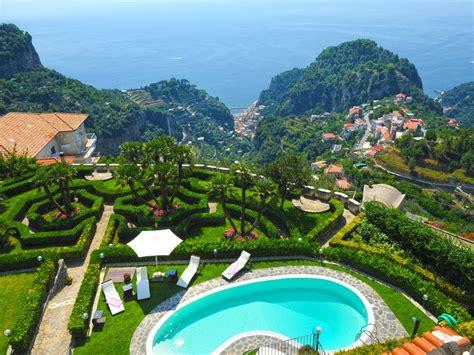 giardino di ravello villa di charme piscina privata io giardino vicino a