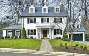 arts and crafts homes interiors tudor federal bungalows taking stock of dc s