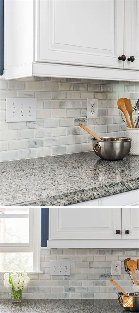 Marble Backsplash Tile Home Depot by The World S Catalog Of Ideas