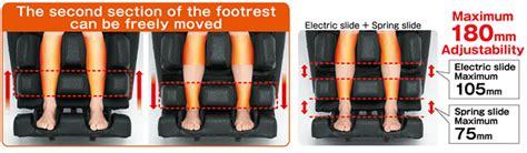 massage chair ec 3800 cyber relax fuji massage chair