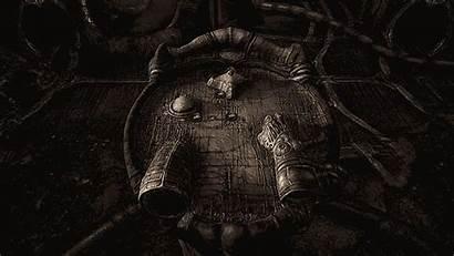 Scorn Horror Environment Gory Hardcore Person Trailer