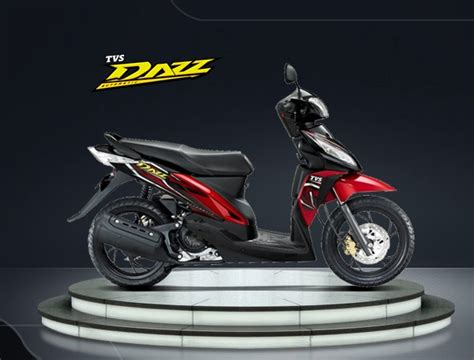 Modification Tvs Dazz by Tvs Dazz Official Image