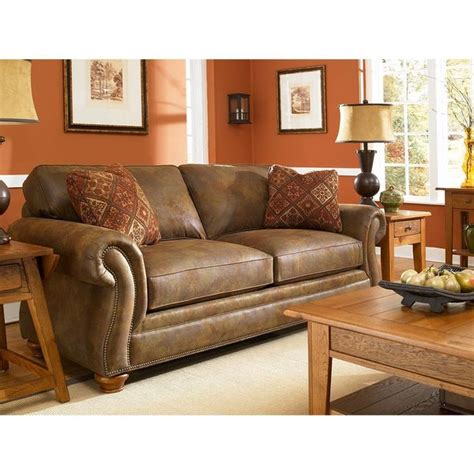 broyhill settee shop broyhill laramie sofa in brown free shipping today