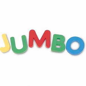 jumbo uppercase magnetic letters set of 40 the toy With uppercase magnetic letters