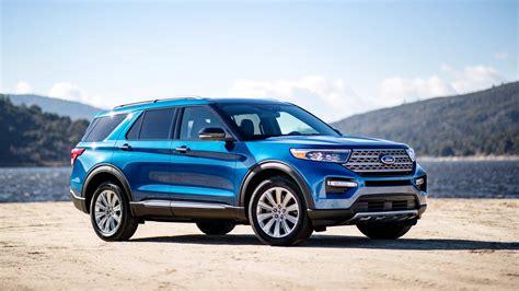 ford explorer  st  hybrid variants autodevot