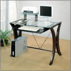 glass computer desk office depot desk home design