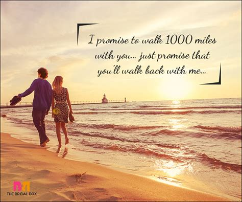 beautiful  heartfelt love promise quotes