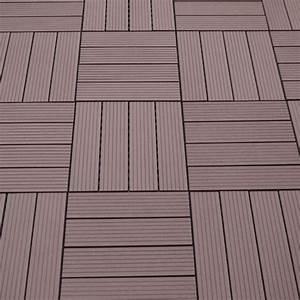Ikea Balkon Fliesen : wpc balkon bodenfliesen bambus kunststoff braun ~ Lizthompson.info Haus und Dekorationen