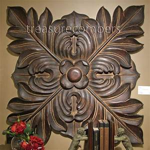 xl tuscan leaves leaf wall plaque old world art large ebay With tuscan wall art