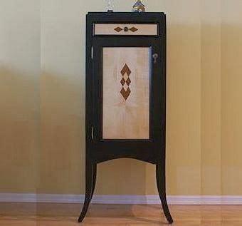 handmade sheet  cabinet  woodward woodworks