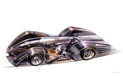 2020 Acura RL : Acura Fcx 2020 Le Mans обои 1920x1200