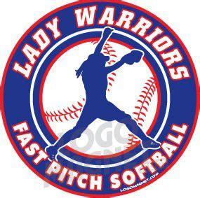 lady warriorsjpg custom car magnet logo magnet