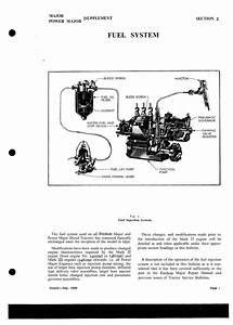 Fordson Major Diesel Parts