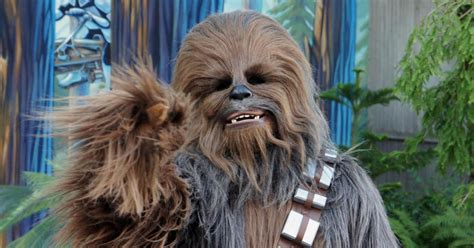 Chewbacca Speaking English Will Blow Your Tiny Mind Maxim