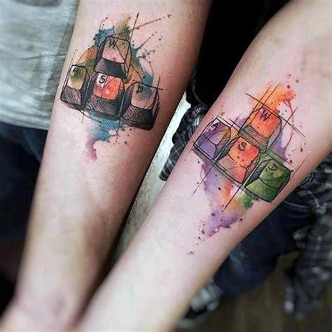video game tattoos  men gamer ink designs