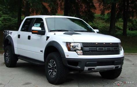 Ford F150 Supercrew SVT RAPTOR 2014   VTRAC Auto