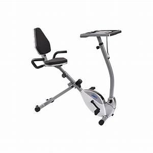 Compact Recumbent Exercise Bike