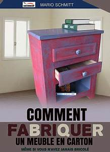 1000 idees a propos de meubles en carton sur pinterest With comment fabriquer un meuble en carton