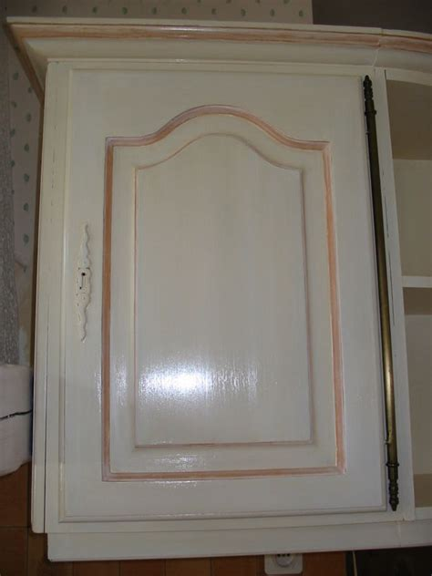 penture porte armoire cuisine patine cuisine suite tendance peinture et patine