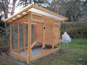 Learn How To Build This Chicken Coop