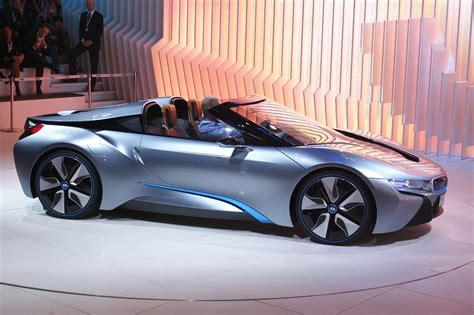 Bmw I8 Concept Spyder Motoring Middle East Car News