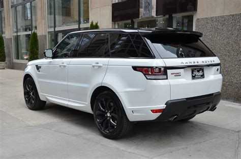 range rover autobiography 2015 land rover range rover sport autobiography stock