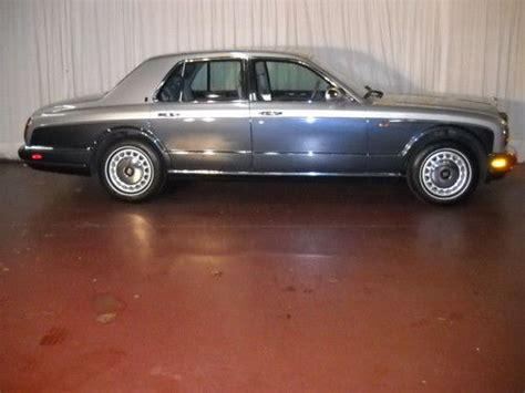 Rolls Royce Indianapolis Address by Purchase Used 1999 Rolls Royce Silver Seraph V12 In