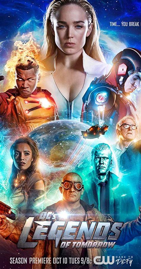 Legends Of Tomorrow (tv Series 2016 ) Imdb