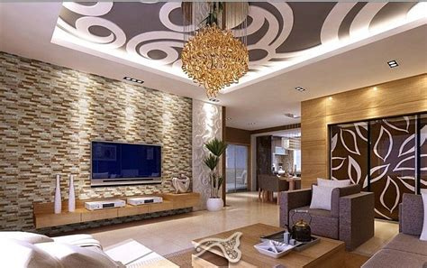 Living Room Wall Tiles by Living Room Feature Wall Tiles Modern Wallpaper Ideas