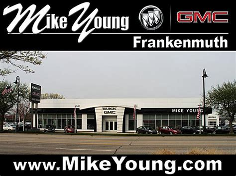 Mike Buick Gmc by Mike Buick Gmc In Frankenmuth Mi 48734 Mlive