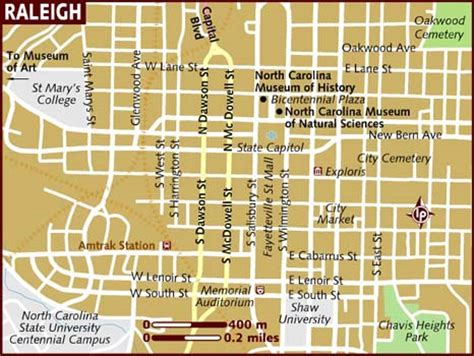 map  raleigh