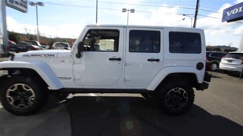 white jeep 2016 image gallery white 2016 rubicon