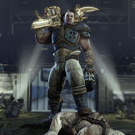Gears Of War 3 Hd Wallpapers For Ipad Itito Themes Blog