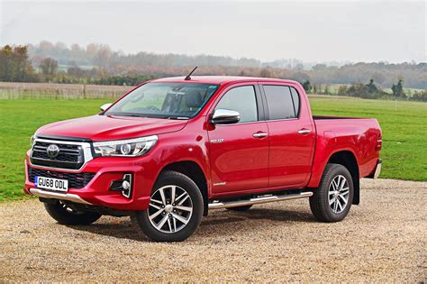 Toyota Picture by New Toyota Hilux Invincible X Pictures Auto Express
