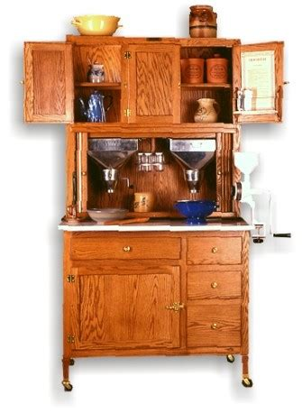 What Does A Hoosier Cabinet Look Like by Hoosier Cabinets Custom Built