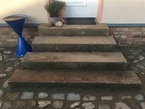 Pflastersplitt Berechnen : antike granit treppenstufen ca 25x30xfreie l ngen grau gelb ~ Themetempest.com Abrechnung