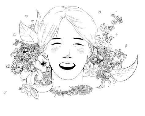 Bts Coloring Pages Printable Coloring Coloring Pages