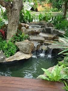 Fontaine De Jardin Jardiland : les 25 meilleures id es de la cat gorie cascade de jardin ~ Melissatoandfro.com Idées de Décoration