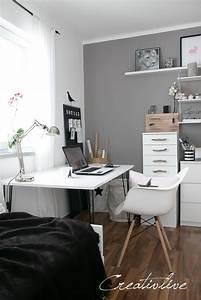 Zimmer Trennen Ikea : arbeitszimmer make over und neuer tisch mit hairpin beinen ~ A.2002-acura-tl-radio.info Haus und Dekorationen