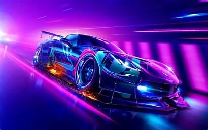 Speed Need Heat Corvette Chevrolet Grand