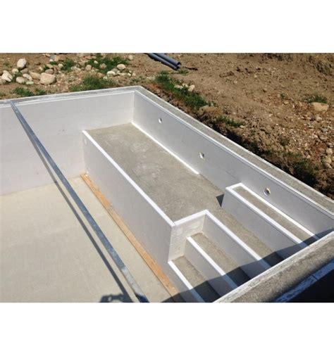 kit piscine bois semi enterree piscine en kit semi enterr 233 e beton