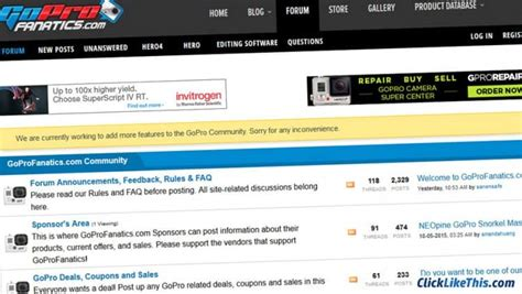 gopro forum 12 best gopro forums and communities for beginners and
