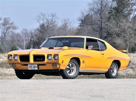 Pontiac Gto The Judge Automotive Views