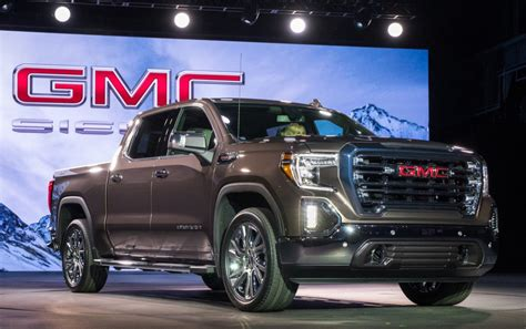 2019 Gmc Sierra Colors And Color Availability  Gm Authority