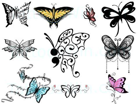 butterfly tattoo designs tattoos win