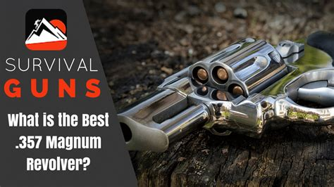 What Is The Best 357 Magnum Revolver?  Survivor's Fortress