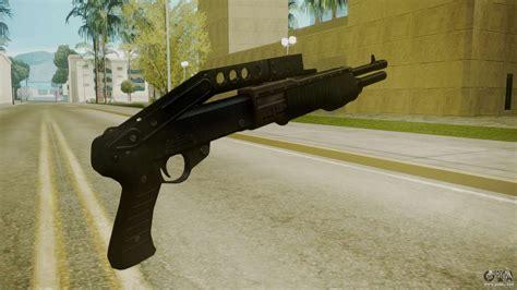 atmosphere combat shotgun   gta san andreas