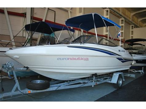 Larson Boats Senza 186 by Larson Senza 186 In Alicante Power Boats Used 54686